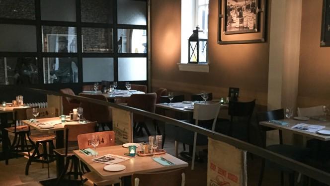 Het Restaurant - Bergsdiep, Bergen op Zoom