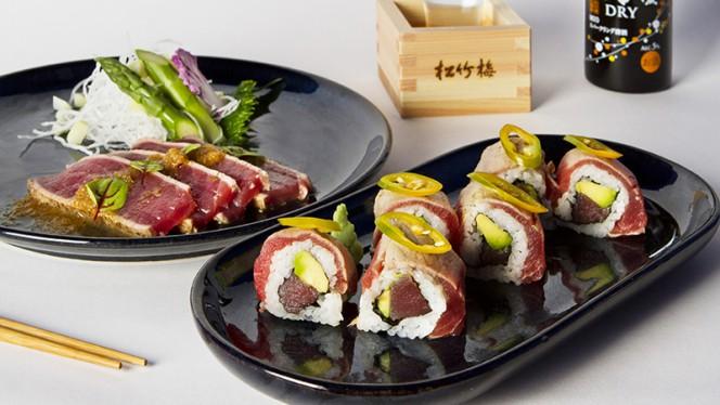 Suggestion du chef - Ao Izakaya, Paris