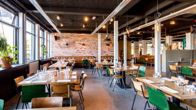 Het restaurant - Leuk Amsterdam, Amsterdam