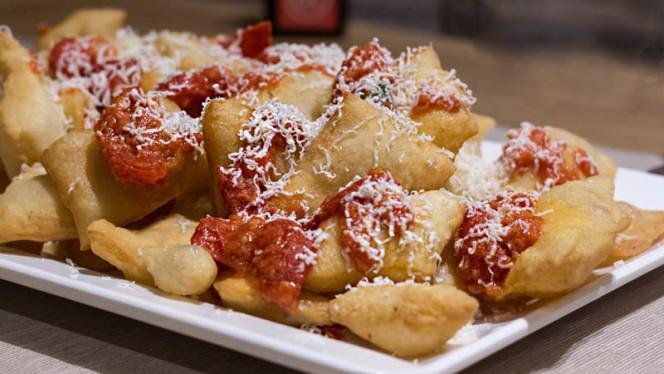 Gnocco fritto - Ex | Excellent food, Reggio Calabria