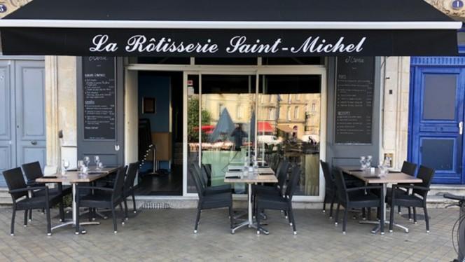 La rôtisserie Saint Michel - La Rôtisserie Saint-Michel, Bordeaux