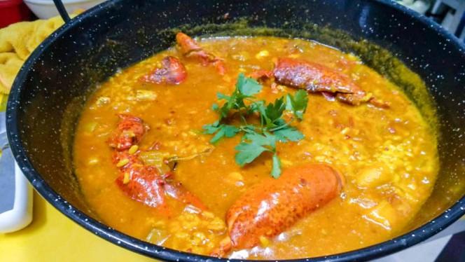Sugerencia del chef - Cafeteria Restaurante Pitti, Valencia