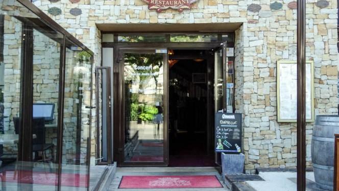 L'Entrée - Black Angus - Restaurant La Valentine, Marseille