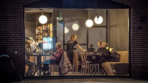 Ross Cafe Buffet & Restaurant, Roskilde