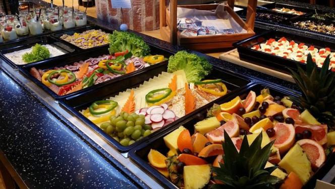 Mat - Ross Cafe Buffet & Restaurant, Roskilde