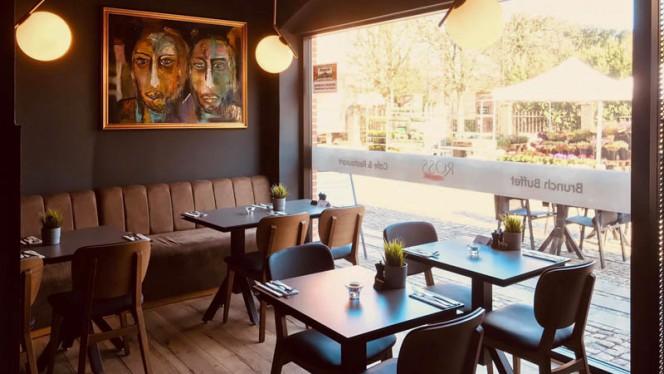 Rum - Ross Cafe Buffet & Restaurant, Roskilde