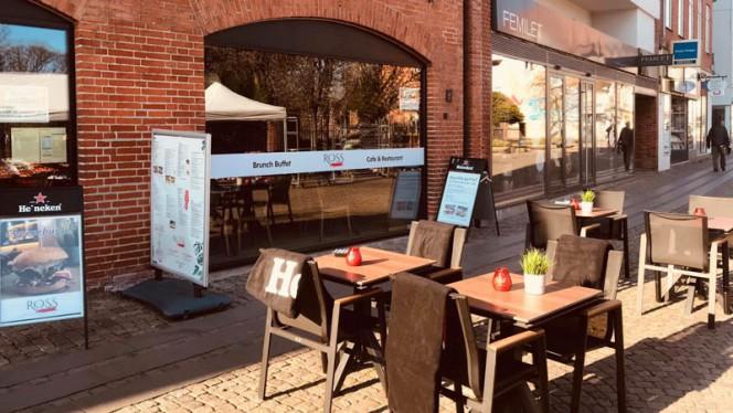 Terras - Ross Cafe Buffet & Restaurant, Roskilde