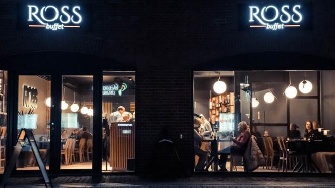 Ute - Ross Cafe Buffet & Restaurant, Roskilde