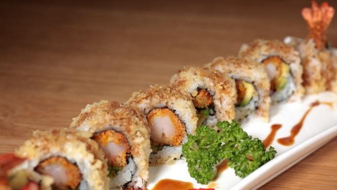 Crunchy Roll - Shinseki, Paris