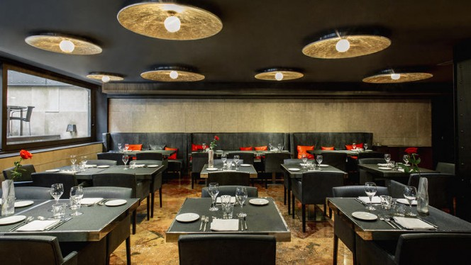 VISTA RESTAURANTE - 3 - Hotel Granados 83, Barcelona