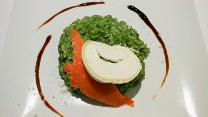 Sugerencia del chef - Chapeau, Madrid