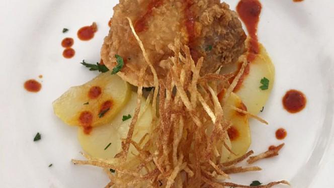 Sugerencia del chef - Casa Flores, Sabadell