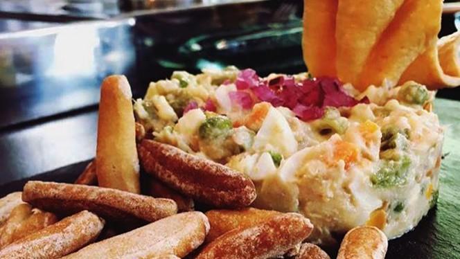 Sugerencia del chef - La Tabarra, Madrid