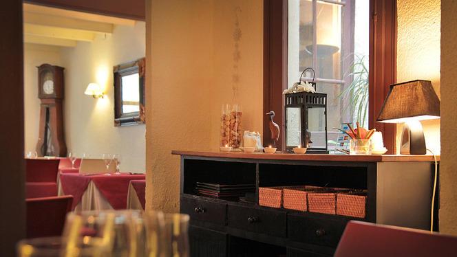 detalle decoración - Fénix Lounge, Barcelona