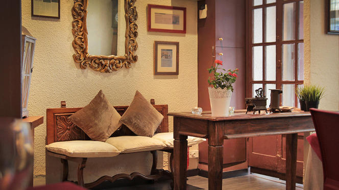detalle entrada - Fénix Lounge, Barcelona