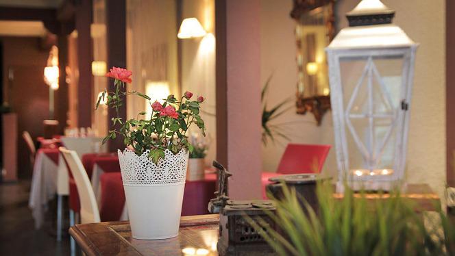 detalle rosas - Fénix Lounge, Barcelona