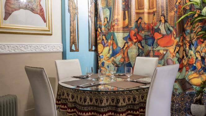 Sala - Persian Food, Turin