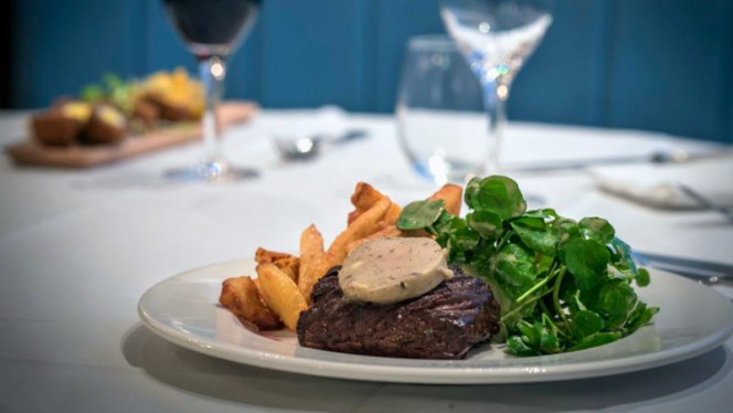 Suggestion de plat - L'Entente Le British Brasserie, Paris