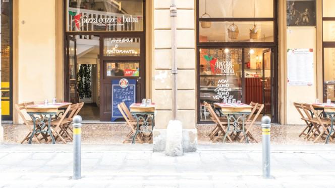 Terrazza - Pizza Cozze e Babà, Bologna