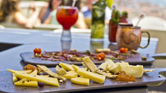 Sugestão do chef - Atico Skybar - NH Lisboa, Lisbon