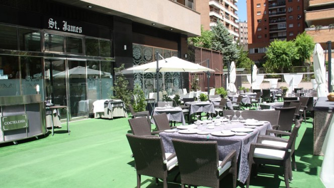Terraza - St. James - Gastro James Rosario Pino, Madrid