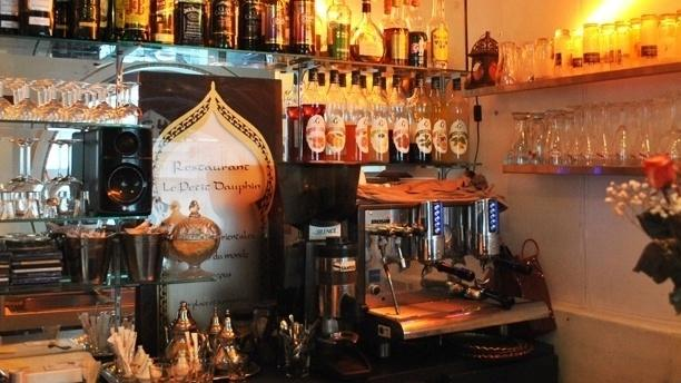 Aperçu du bar - Le Petit Dauphin, Lyon