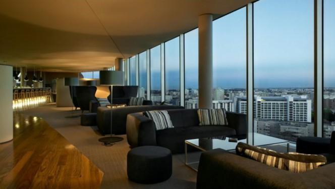 Lounge - Vip Lounge - Porto Palácio, Porto