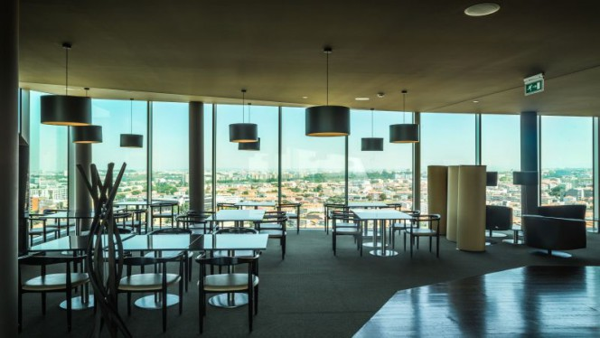 Sala - Vip Lounge - Porto Palácio, Porto