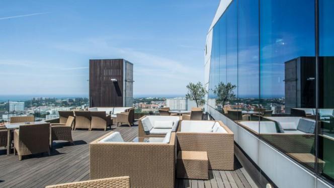 Sundeck - Vip Lounge - Porto Palácio, Porto