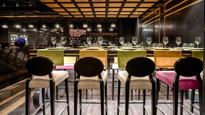Vista de la sala - D'Sesto Food&Music, Madrid