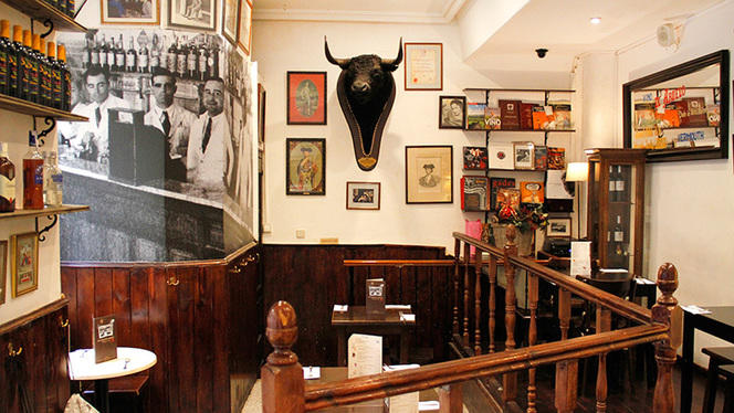 Detalles - La Casa del Abuelo - Victoria, Madrid