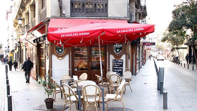 Terraza - La Casa del Abuelo - Victoria, Madrid