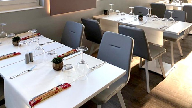 Vue de la salle - Ciao Restaurant - Meyrin, Meyrin