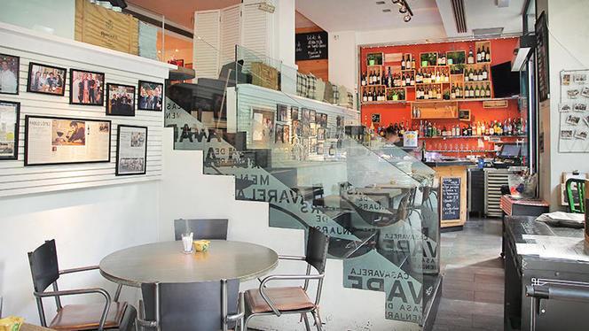 vista interior - Casa Varela, Barcelona