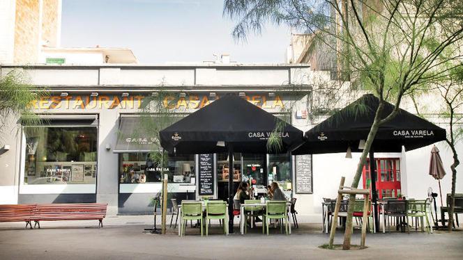 vista terraza - Casa Varela, Barcelona