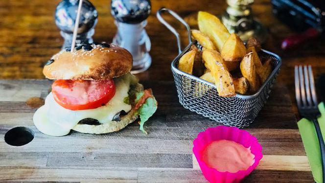 Burger - Chausse-Coqs, Genève