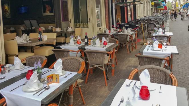 Terras - Bollywood Indiaas restaurant, Amsterdam