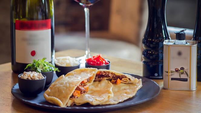 Braised Beef Ravioli - VINDOM - Wine Bar & Great Food, Oldenzaal