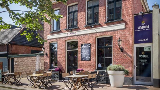 Vindom Oldenaal Buitenaanzicht - VINDOM - Wine Bar & Great Food, Oldenzaal