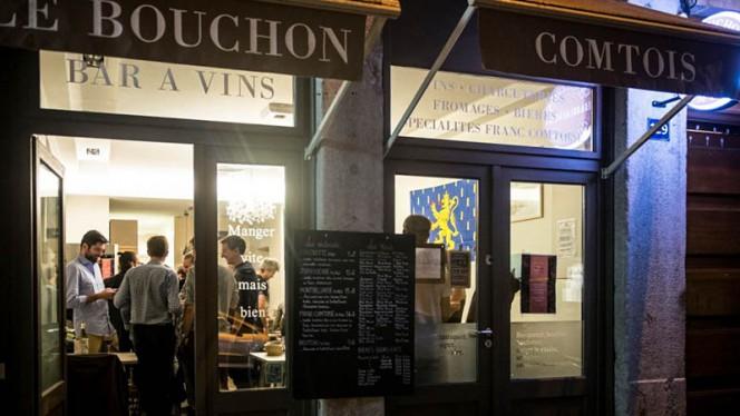 Entrée - Le Bouchon Comtois, Lyon