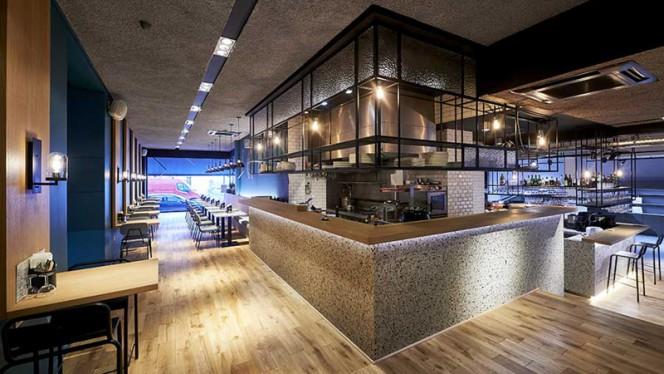 Le comptoir cuisine - Declercq Café-Garage,