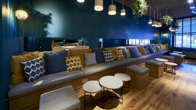 Lounge - Declercq Café-Garage,