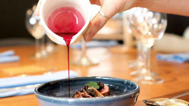 Plat en sauce - Cromagnon, Bordeaux