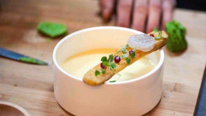 Soupe de mangue - Cromagnon, Bordeaux