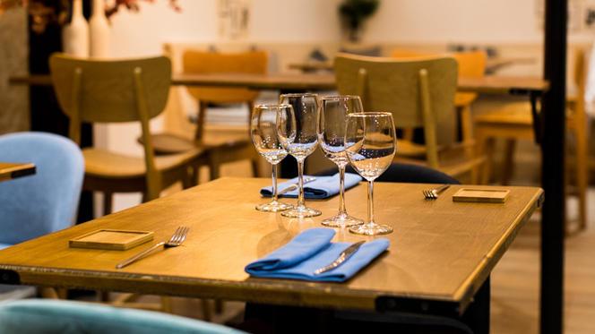 Tables dressées - Cromagnon, Bordeaux