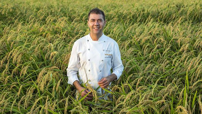 Chef Jorge de Andrés - Vertical, Valencia