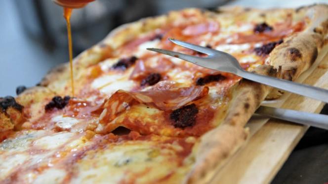 Sugerencia del chef - Gustami Italia, Madrid