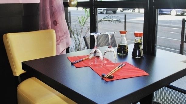 Détail de décoration - Tokyo, Lyon
