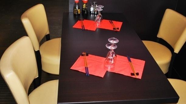 Détail de la table - Tokyo, Lyon
