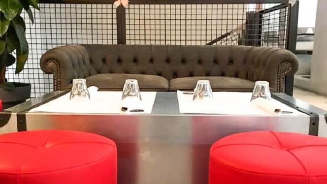 La sala - JUICEx (1piano Pizza+Cucina), Milano